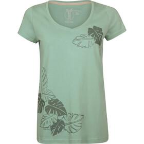 Elkline Natürlich Camiseta Mujer, malchitegreen